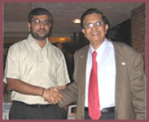 Hiren K. Patel, MD, Nirma Ltd. and Dilip Pithadia
