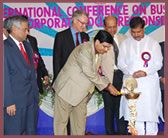 Karnatak Law Society, Belgaum Karnatak Opening ceremony of ICBECSR 2009